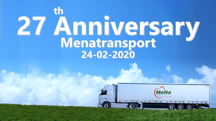 27th Anniversary Mena Transport